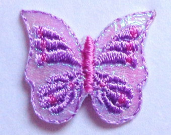 Iron On Patch Applique - Butterfly