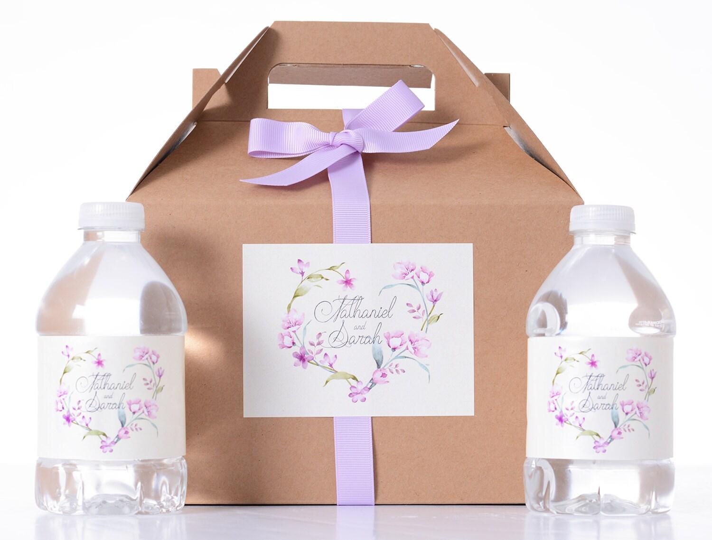 Wedding Welcome Gift: Wedding Gift Boxes 25 Wedding Welcome Boxes With 50 Matching