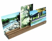 Picture Display, Photo Display, Multiple Picture Display, Wooden Photo Holder, Postcard Holder, Print Display, Keepsake Stand, Photo Display