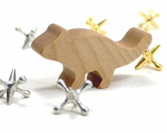 Wood Animal Toy Tasmanian Devill, Australian Animal Toy, Wooden Animal Toy, Wood Toy for Girls, Toy for Boys, Kids Room Decor