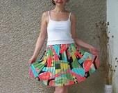 ON SALE: Vintage Pleated Skirt size S-M