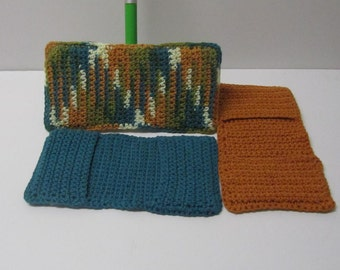 Crochet Swiffer Cover Pads 3 Set