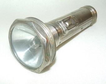 Vintage Aurora Flashlight