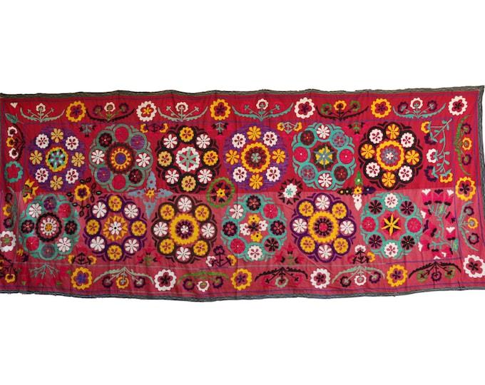 Handmade Vintage Suzani NL3015