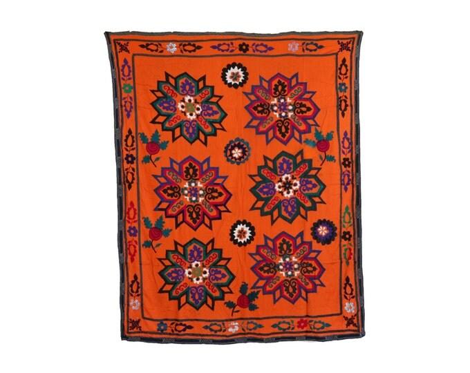Handmade Vintage Suzani NL3027