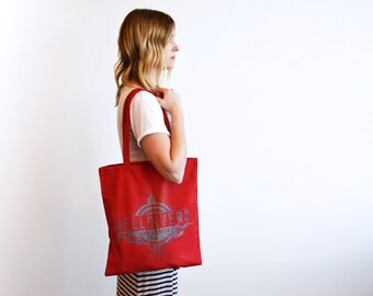 HELLDIVERS Red Tote Bag