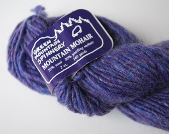 1 skein Green Mountain Spinnery - Mountain Mohair