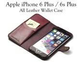 iPhone 6s Plus Leather Wa...