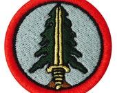 Twin Peaks - Bookhouse Boys Badge