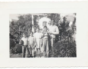 Love and the Family snapshot portrait vernacular photography found photo social realism