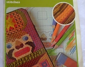 Canvas Work Book: A WI Home Skills Guide To Techniques, Equipment - More Than 40 Projects Handbag Needlecase Pattern