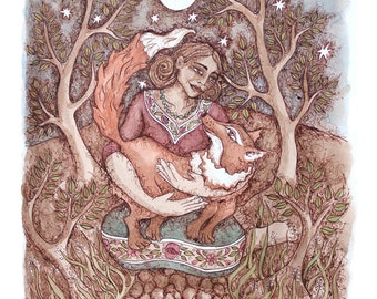 CARD - Forgiving the Fox