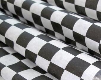 Black CHECKERBOARD Paper-Berry BasketLiners -sandwich-krafts- Birthday Parties, Showers, Weddings-25ct