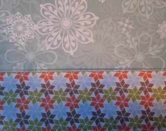 BULK FROSTY DAY/Ski Slope - Designer Series Paper - Stampin Up Retired