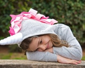 Unicorn Hoodie -Baby Girl Hoodie - Easter Gifts - Baby Hoodie - Unicorn Costume - Dress Up Clothes - Play Clothes - Birthday