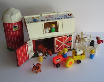 Fisher Price Play Family Farm FP 915