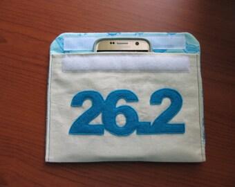 Cell Phone Pouch: Marathon 26.2