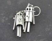 ROBot Earrings:Nutbelly
