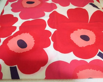 Authentic Marimekko Cotton Pillowcase