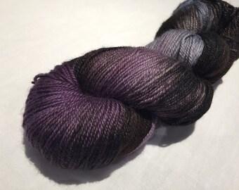 Silk Wool Sock- Hecate