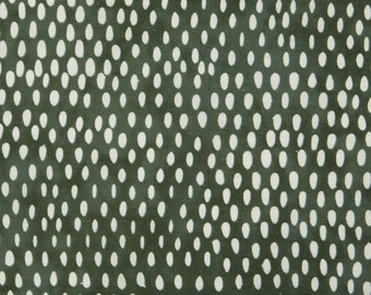 Poems From Pebbles by Malka Dubrawsky for Moda - Geometric Pebbles - Stone - 1/2 Yard Cotton Quilt Fabric 516