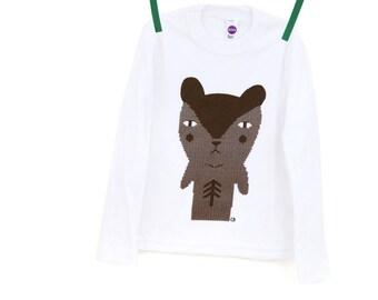 Bear Long Sleeve Shirt