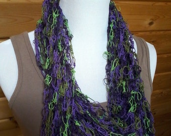 Multi Way Love Knot Shawl