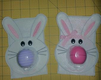 Bunny EOS Lip Balm Holder