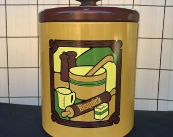 Vintage Bisquick Tin Container