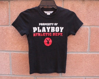 Propert of playboy athletic dept