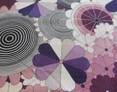"Alexander Henry Fabric ""Supra"" Deleon Design Group -  1 Yard"