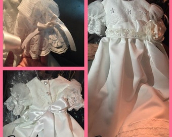 Custom Christening Gown