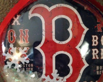 Boston Red Sox ornament