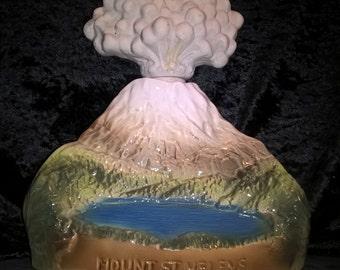 Jim Beam Mount St Helen's  Decanter