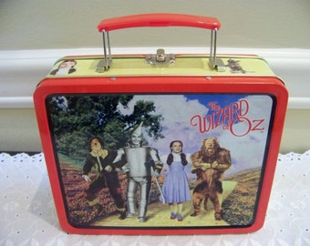 Wizard of oz lunch box from 1996?