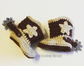 Baby Boot Scoot n Boots - Made To Order