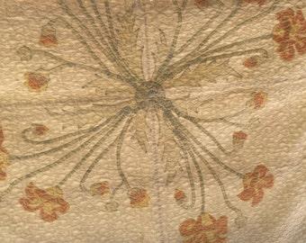 VINTAGE 1915 FLORAL Quilt