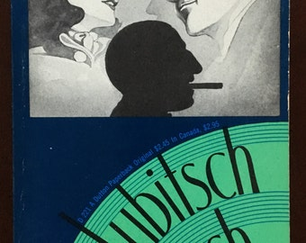 Book, The Lubitsch Touch