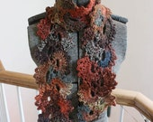 Obsession Scarf in Into The Woods