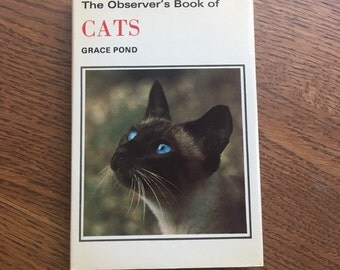 Observer's Book of Cats