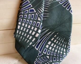 Daniel Craig Italian Silk Tie, Vintage Handmade and Amazing!