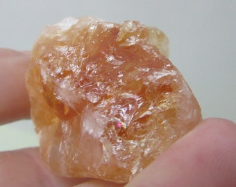20% Sale - Citrine High-grade quality - RAW Citrine Specimen