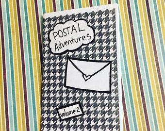 Pen-Pal Zine: Postal Adventures Part 2