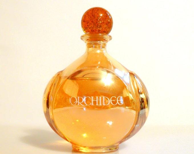 Vintage 1980s Orchidee by Yves Rocher 3.4 oz Eau de Toilette Splash PERFUME