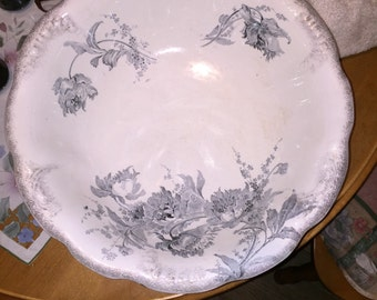 "Doulton ""Vernon"" Porcelain Wash Basin"
