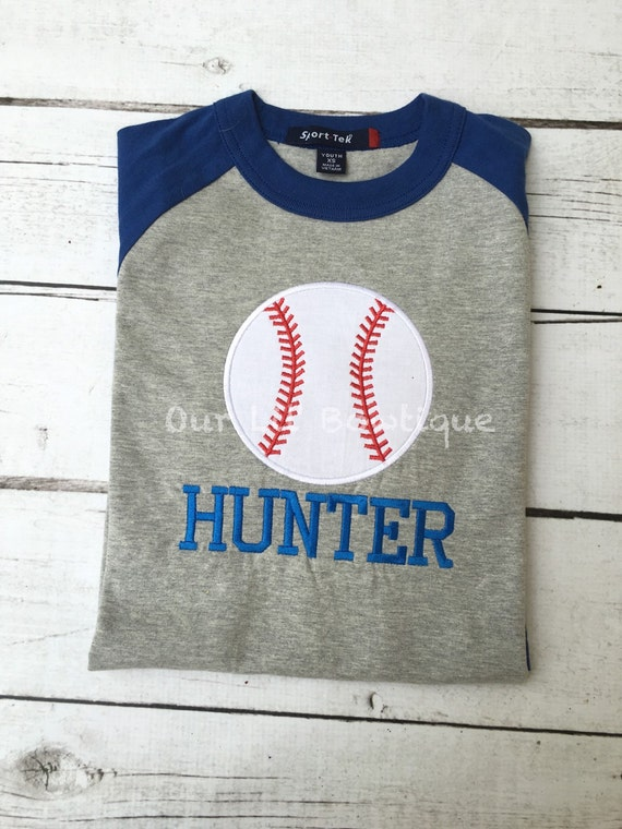 Raglan baseball shirt personalized shirt baseball for Custom raglan baseball shirt