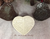 CERAMIC HEART DISHES - Th...