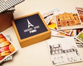 Memory Game - Paris Card Game