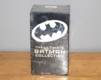 Vintage 1997 The Ultimate Batman Collection, SEALED NEW, Antique Alchemy