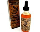 Honest Amish Premium Beard Oil 2 oz